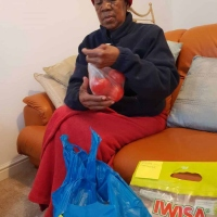 Deliveries of cultural food parcels & home essentials to individuals