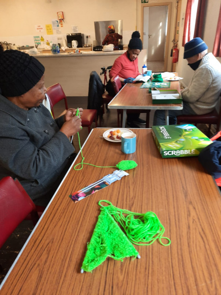 Handicraft classes